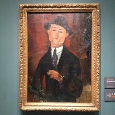"Amedeo Modigliani (1884-1920) ""Paul Guillaume"""
