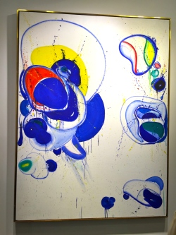 Sam Francis 1963-63 Richard Grey