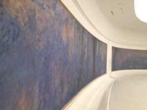"""Claude Monet (1840-1926) """"Les nymphéas"""" Musée de l'Orangerie"""