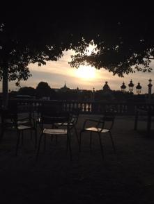 Un soir à l'Orangerie