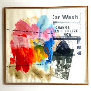 Robert Raushenberg Untitled, 1984 Pace
