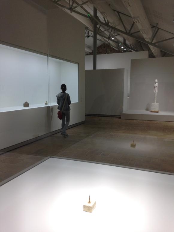 Alberto Giacometti 14 juin - 25 octobre - FHEL