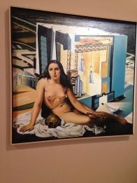 Erró Programme Spatial 1979 96 x 101 x 3,5 cm huile sur toile Marseille, [mac]