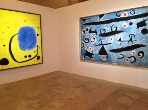 Joan Miró Expo Futurs à La Vieille Charité - Marseille
