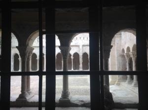 Cloître de la chapelle Saint Trophime, Arles