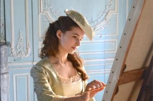 """""""Le fabuleux destin d'Elisabeth Vigée Lebrun"""" - ARTE - Copyright©ArnaudXainte"""