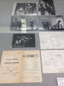 Archives Patrice Chéreau