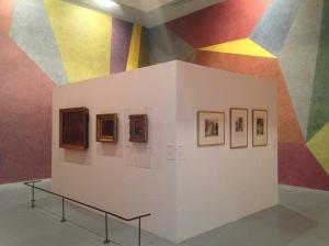 "Sol LeWitt ""Wall drawing #538"" 1984-1988"