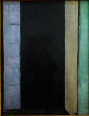 Henri Matisse Porte-fenêtreà Collioure 1914