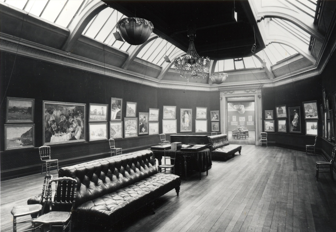 Grafton Gallery, Londres photo Archives Durand-Ruel © Durand-Ruel & Cie.