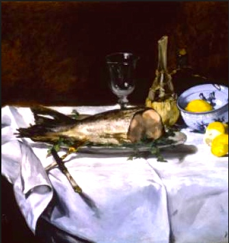 Manet Le Saumon