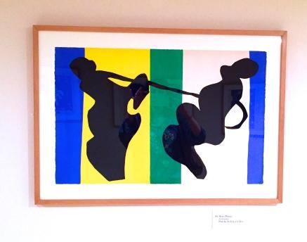 Henri Matisse Le cow boy issu de Jazz, 1943-44