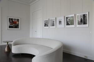©Jean-François Jaussaud Photographies de Louise Bourgeois par Jean-François Jaussaud à la Galerie Elizabeth Royer 16/10 au 25/10/2015