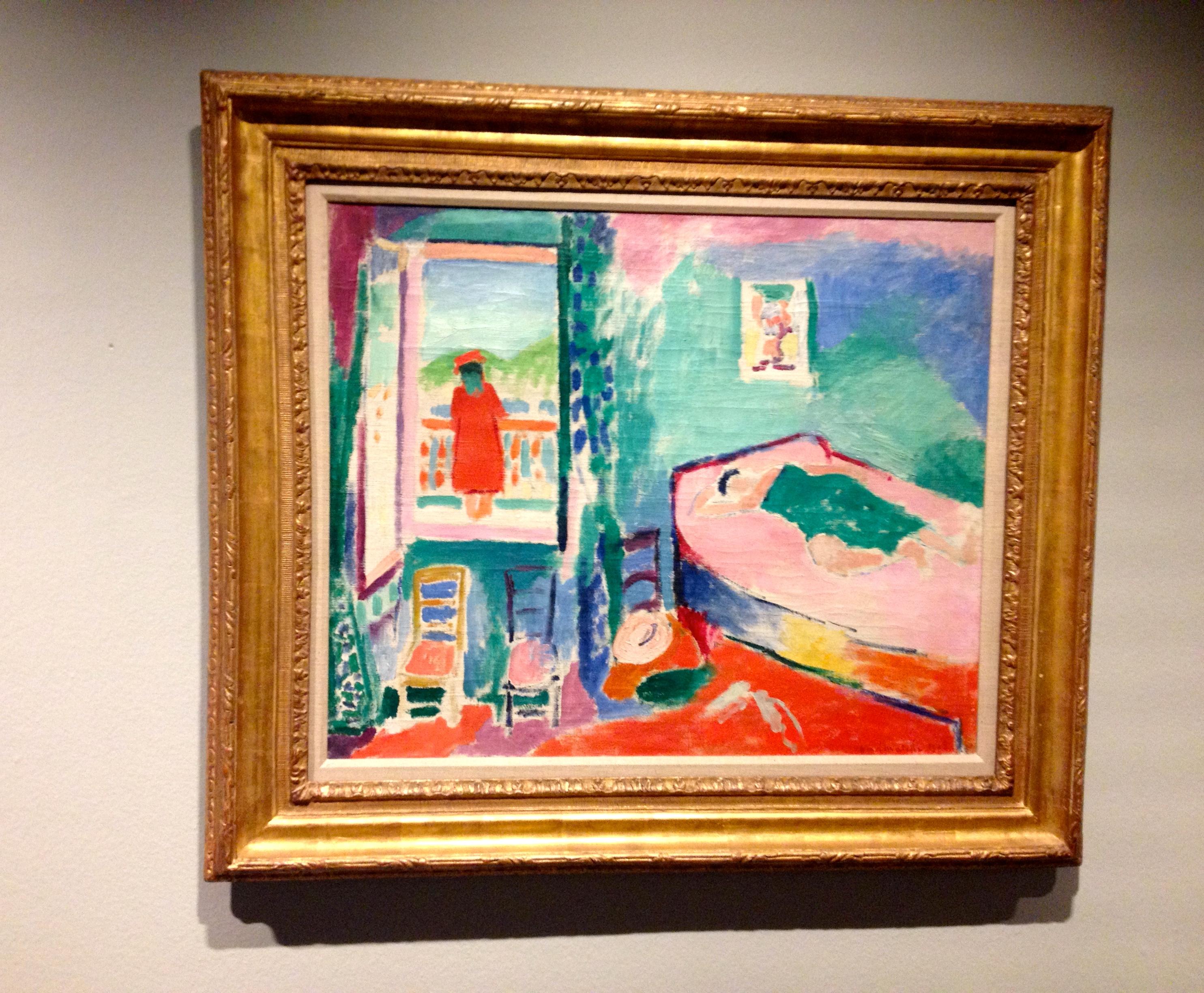 Matisse en son temps fondation pierre gianadda the for Le violoniste a la fenetre henri matisse