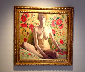 Albert Marquet La femme blonde 1919