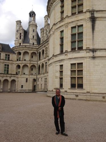 Bae Bien-U - Château de Chambord