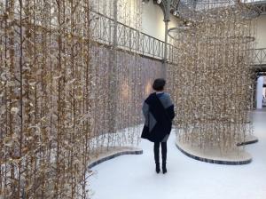 """Galerie Azzedine Alaïa - Kris Ruhs """"Hanging Garden"""""""