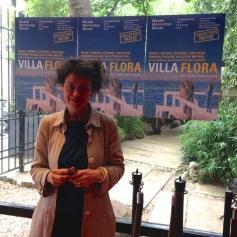"A film by Nathalie David - ""Villa Flora"""