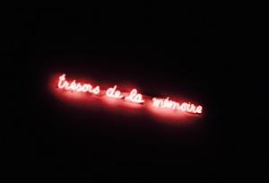 """Sarkis (né en 1938) """"Trésors de la mémoires"""" (détail)©Elodie Codaccioni"""