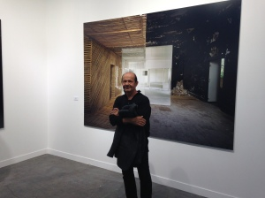 Georges Rousse Galerie RX Paris Photo 2015 ©Thegazeofaparisienne