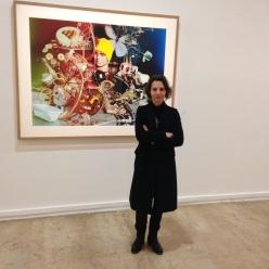 Valérie Belin Prix Pictet 2015 - Musée d'art moderne de la Ville de Paris. ©Thegazeofaparisienne