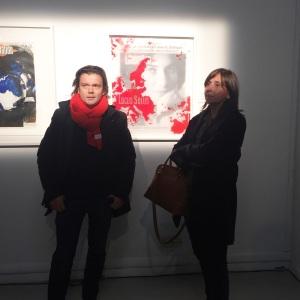 Jean Michel Othoniel et Dominique Gagneux ©Thegazeofaparisienne