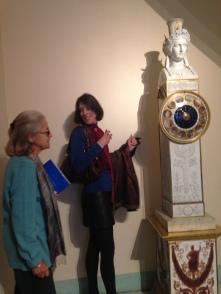 Nicole Salinger Présidente des Amis du Musée Marmottan
