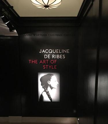 Jacqueline de Ribes ©Thegazeofaparisienne