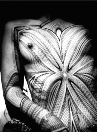 Breast with grid, Zurich, Switzerland, 1941 © Werner Bischof / Magnum Photos / Courtesy Musée de l'Elysée