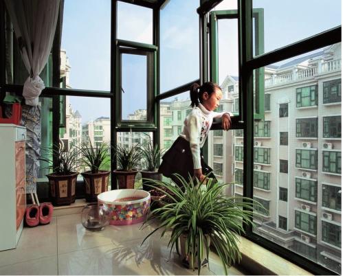 © Su Sheng, Lili Wei. De la série Chinese Childhood, 2008