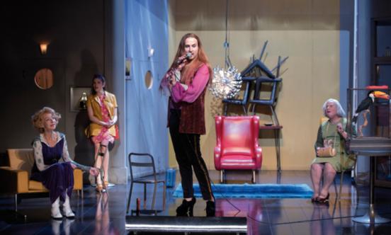Trissotin ou les Femmes Savantes Théâtre de la Criée