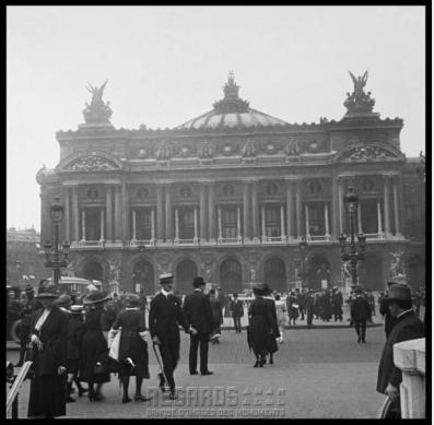 Opéra Garnier © Berthe Riou / Centre des monuments nationaux