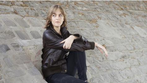 Emmanuelle Richard ©Patrice Normand/Editions l'Olivier