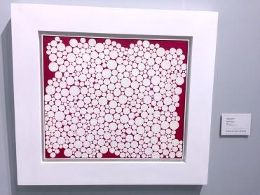 Yyoi Kusama Dots 1989