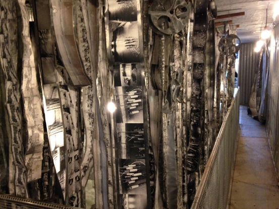 Anselm Kiefer - Centre Pompidou ©Thegazeofaparisienne