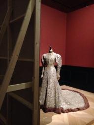 Comtesse Greffulhe - Palais Galliera Robe Worth (mariage de sa fille)