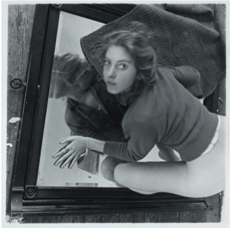 Francesca Woodman, Untitled (1975) © Betty and George Woodman.