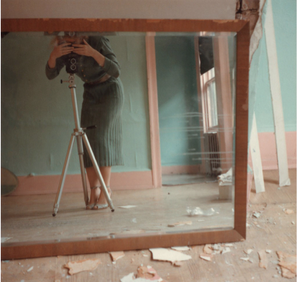 Francesca Woodman Untitled, New York, 1979 © George and Betty Woodman