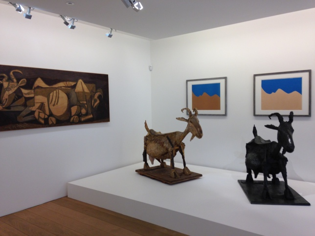 Musée Picasso ©TheGazeofaParisienne