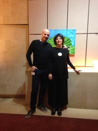 Patrick Willocq et Diane Dufour