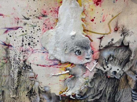 Marlène Mocquet Galerie Laurent Godin