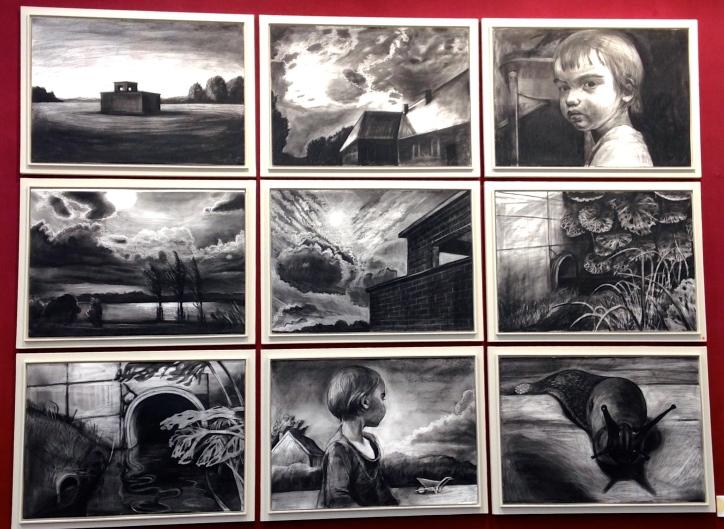 Anke Feuchtenberger Galerie Martel