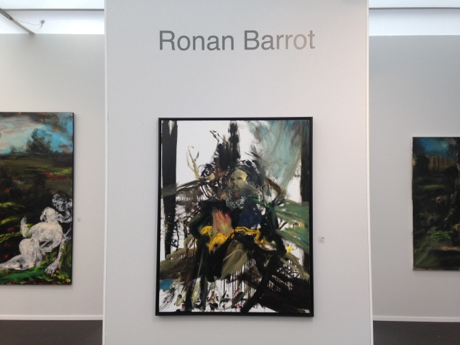 Ronan Barrot Galerie Claude Bernard ©TheGazeofaParisienne