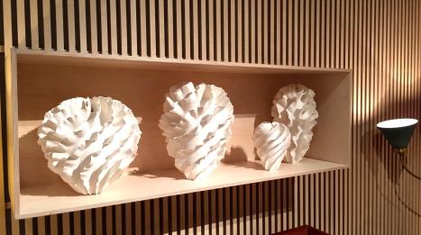 Vases porcelaine Sandra Davolio Galerie Modernity ©TheGazeofaParisienne