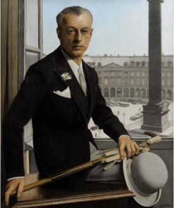 Bernard Boutet de Monvel (1881-1949) Autoportrait