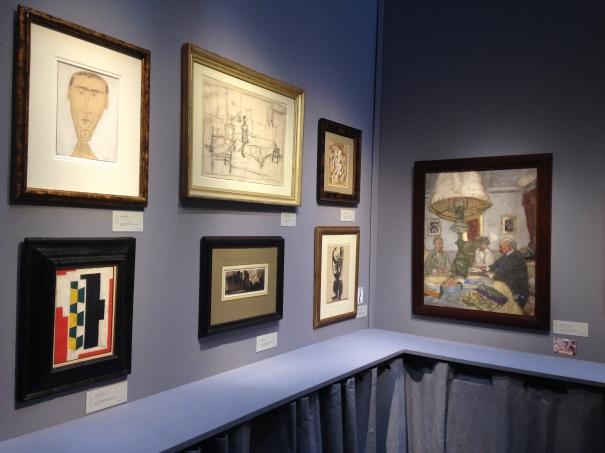 Edouard Vuillard (1868-1940) Galerie Le Claire Kunst ©TheGazeofaParisienne