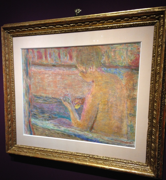 Pierre Bonnard Art Cuéllar - Nathan