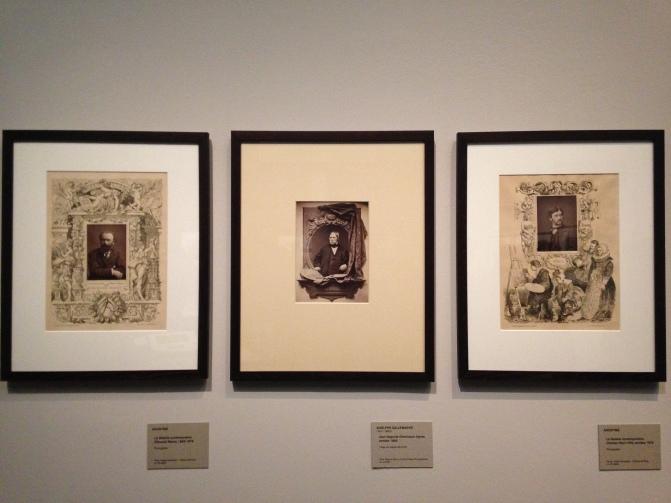 Ingres, Manet et Pille Dans l'Atelier - Petit Palais