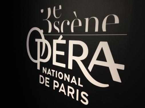 3e scène de l'Opéra National de Paris
