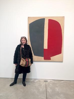 Galerie Cheam & Read. Marie-Victoire Poliakoff ©Adagp